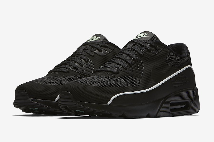 outlet store 59aa3 a1909 Nike Air Max 90 Ultra 2.0 Essential Black Mint Foam