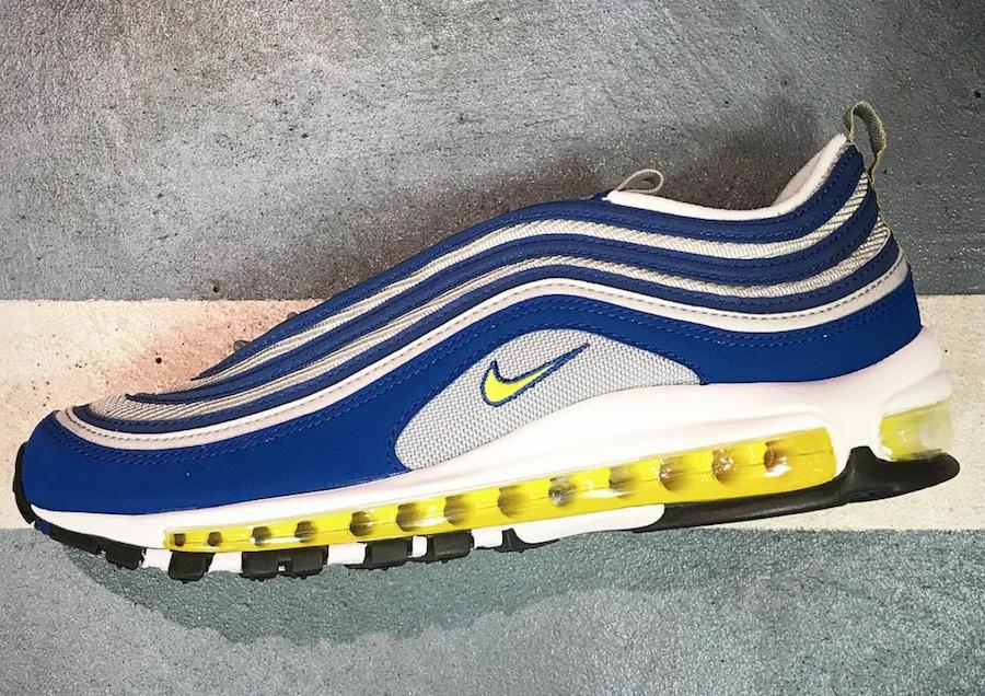 Nike Air Max 97 Atlantic Blue Release Date