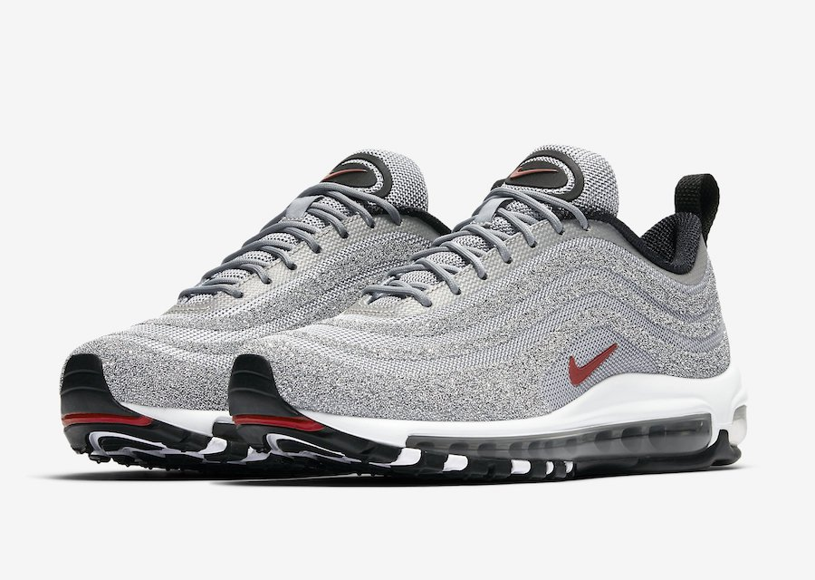 fc3ef9621e Nike Air Max 97 LX Swarovski Silver Bullet Crystals | SneakerFiles