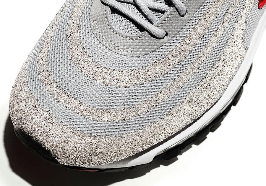 Nike Air Max 97 LX Swarovski Silver Bullet Crystals  ad92f0414