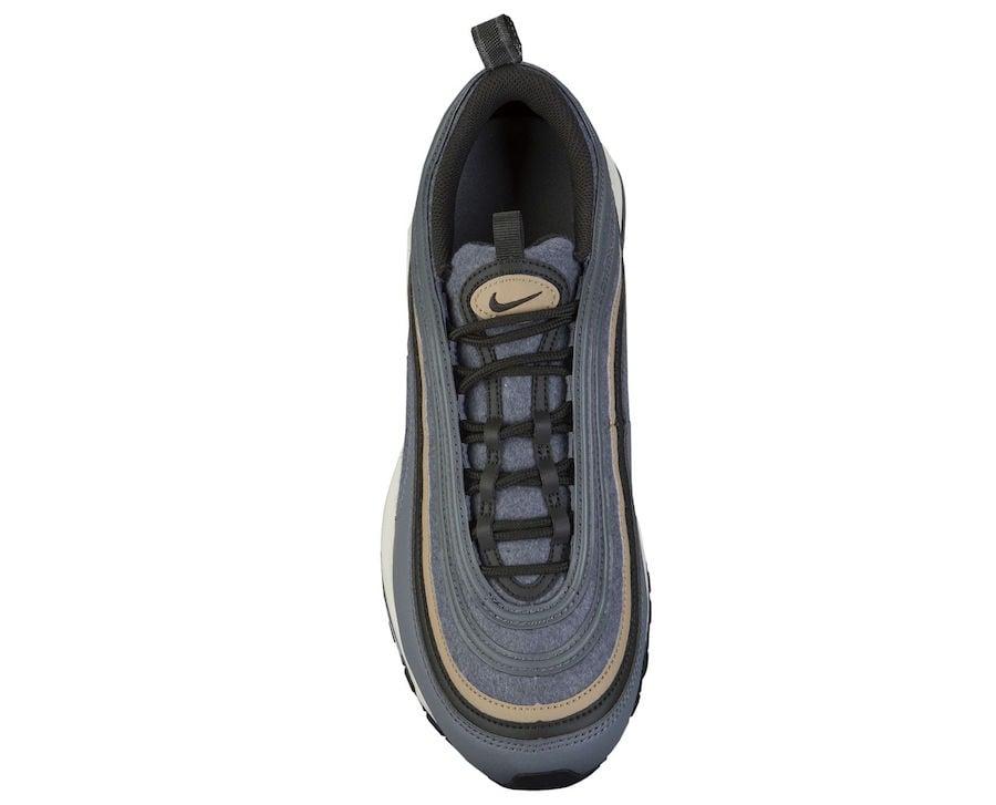 Nike Air Max 97 Premium Deep Pewter Wool Release Date