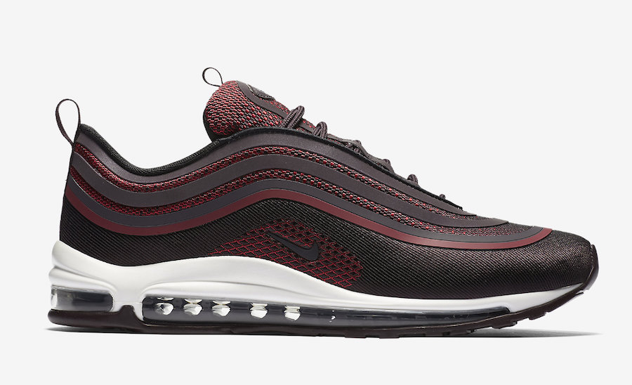 Nike Air Max 97 Ultra '17 Homme GrisGrisBlanche 918356 007