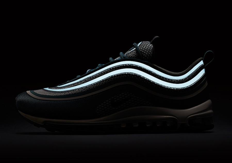 351b394bf8 Nike Air Max 97 Ultra Iced Jade 918356-300 Release Date | SneakerFiles