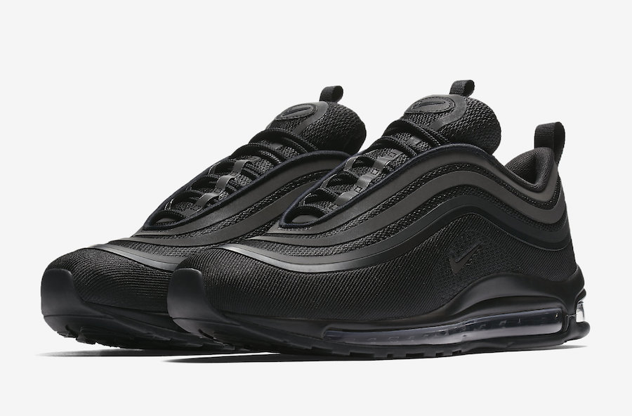 nike air max 97 ultra ivory triple black release date. Black Bedroom Furniture Sets. Home Design Ideas