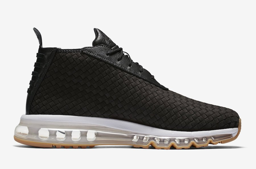 Nike Air Max Woven Boot Black Gum Release Date