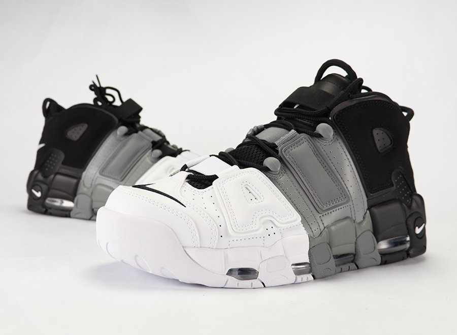 Nike Air More Uptempo Tri-Color More Air Review On Feet