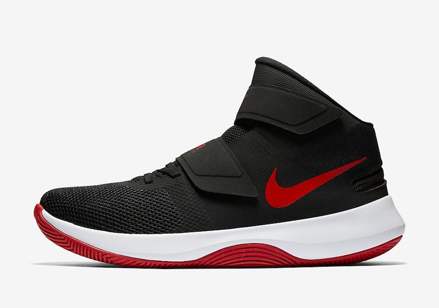 Nike Air Precision Flyease Bred