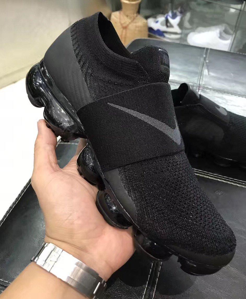 Nike Vapormax Black Strap