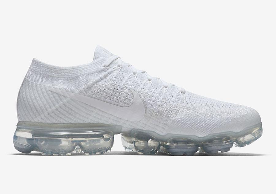 Nike Air VaporMax Triple White 849558-100