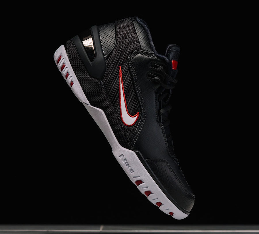 56ef4b10a6b Nike Air Zoom Generation Black Release Date