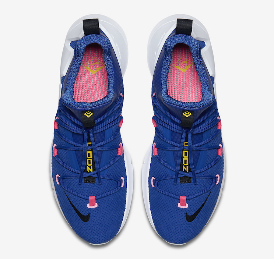 Nike Air Zoom Humara A/T Game Royal Racer Pink 924465-401