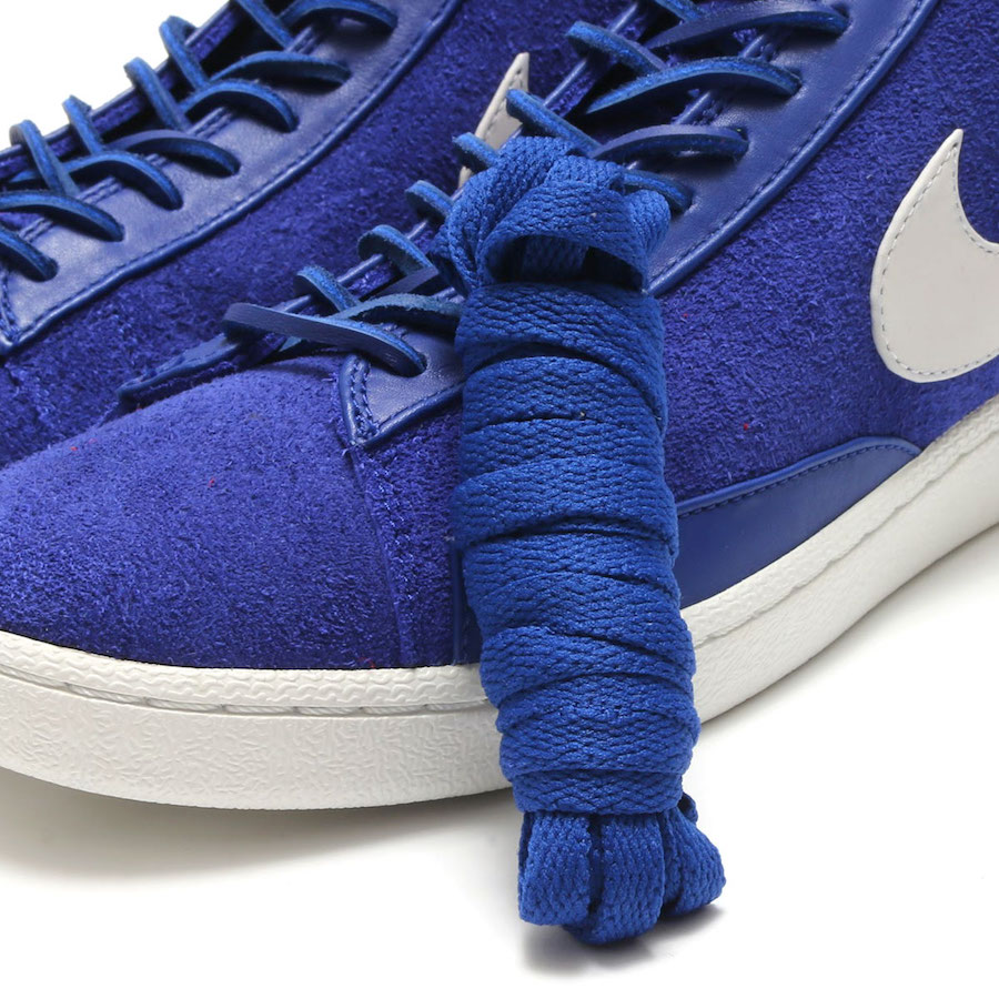 Nike Blazer Chukka Blue White AA1058-400