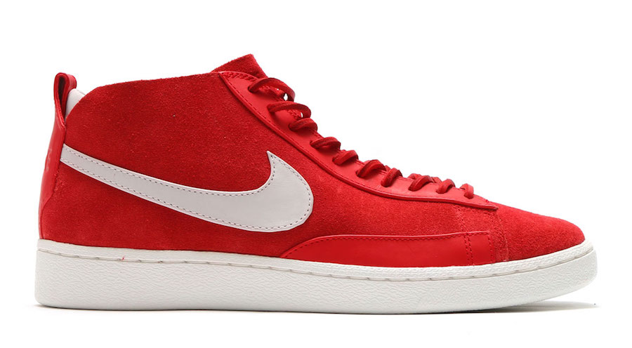 Nike Blazer Chukka CS TC Blue Red Green