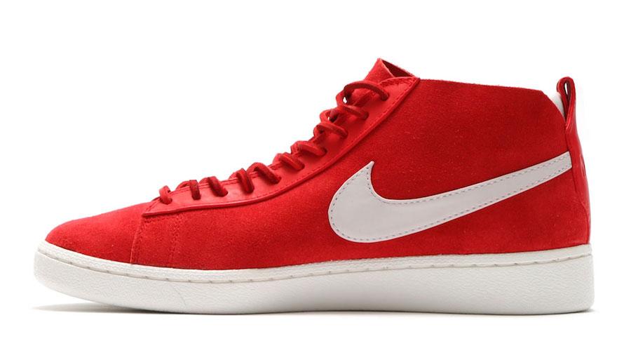Nike Blazer Chukka Red White AA1058-600
