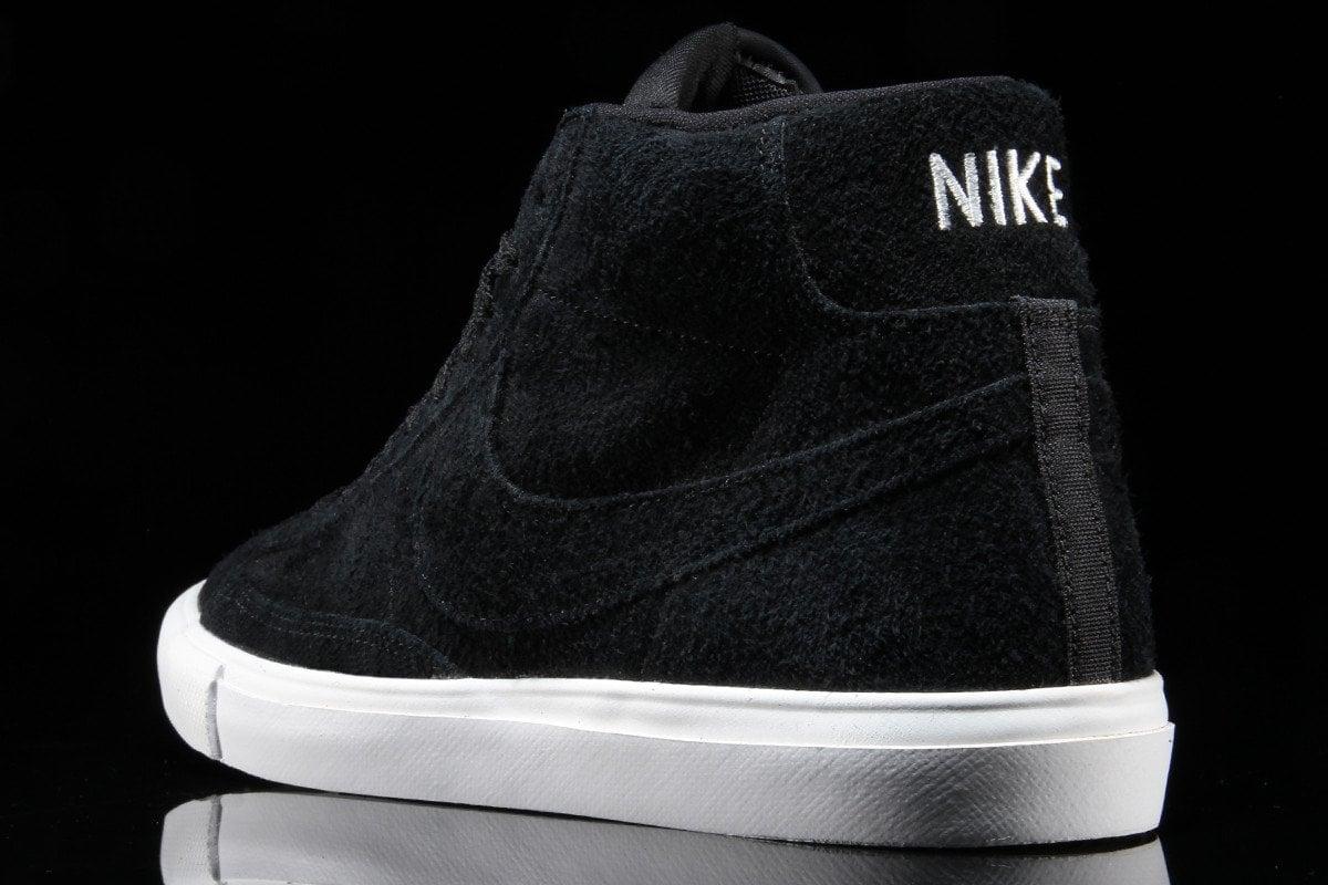 Nike Blazer Mid Black Suede