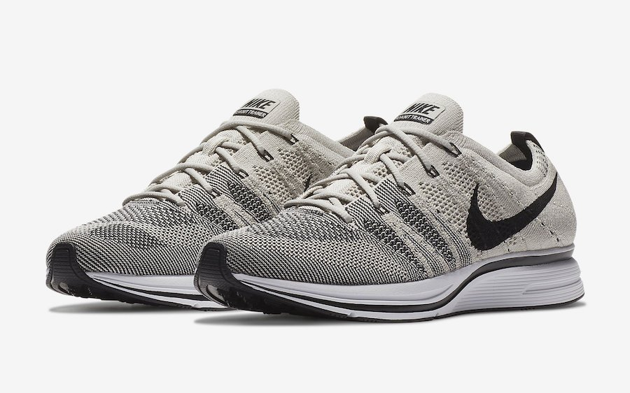 Nike Flyknit Trainer Pale Grey AH8396-001