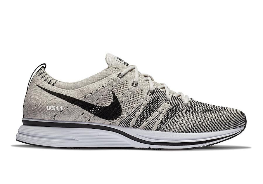 Nike Flyknit Trainer Pale Grey Release Date