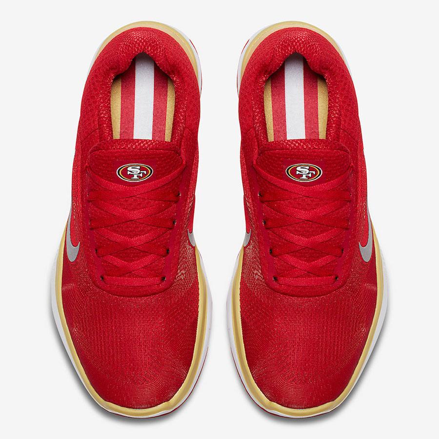 Nike Free Trainer V7 49ers AA1948-601