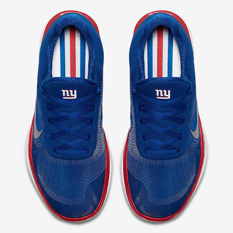 Nike Free Trainer V7 New York Giants AA1948-406