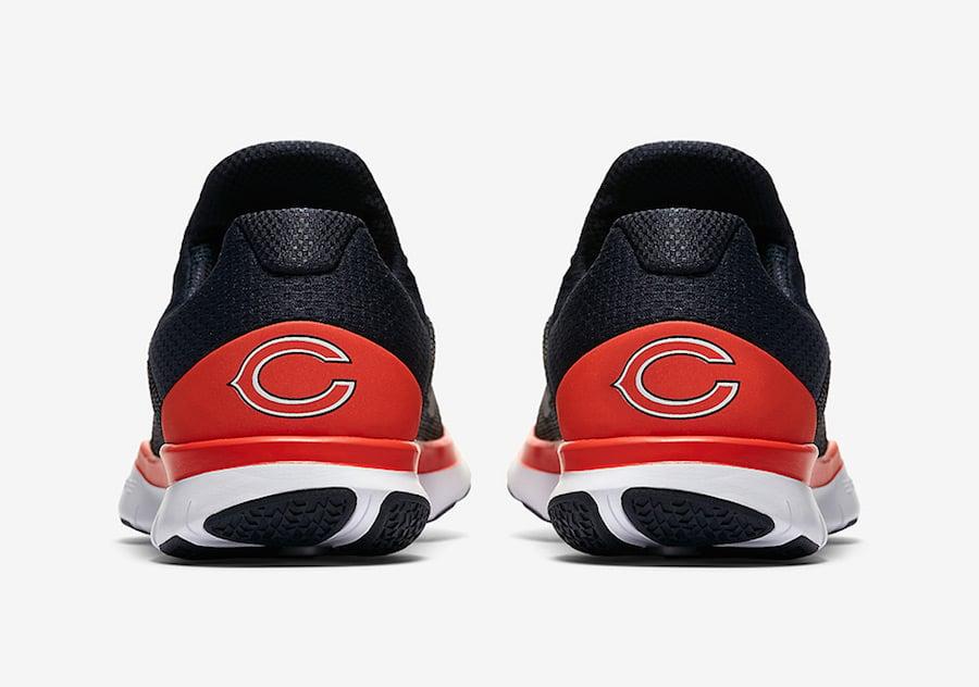 Nike Free Trainer V7 NFL Chicago Bears