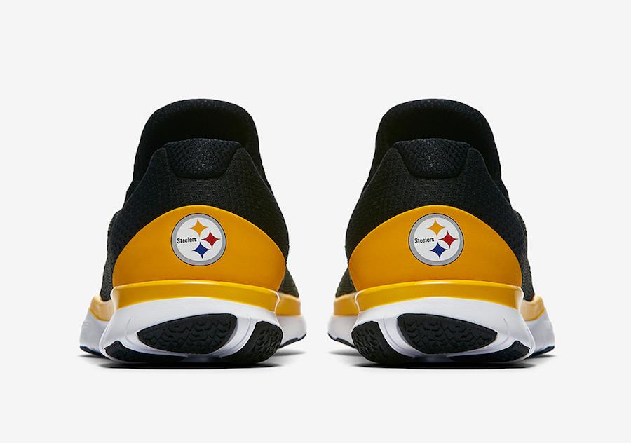 Nike Free Trainer V7 NFL Pittsburgh Steelers