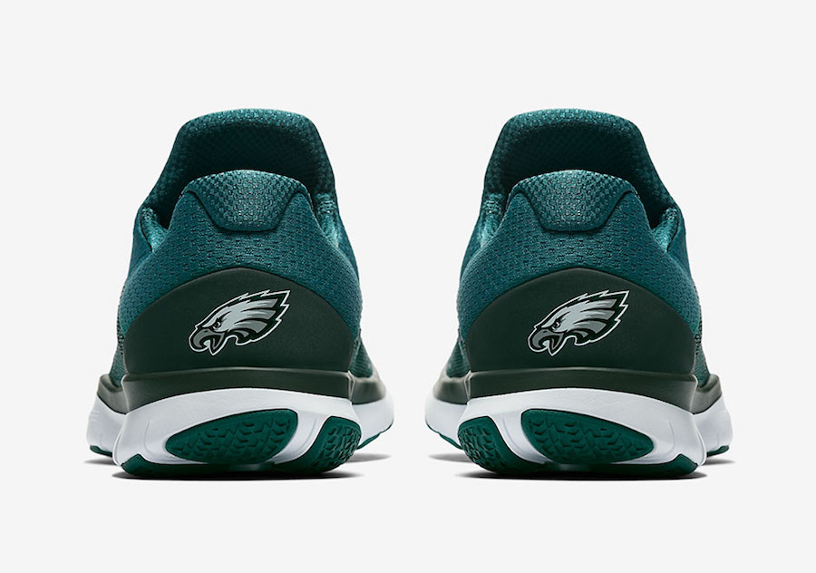 the best attitude 24c41 ca232 Nike Free Trainer V7 NFL Philadelphia Eagles