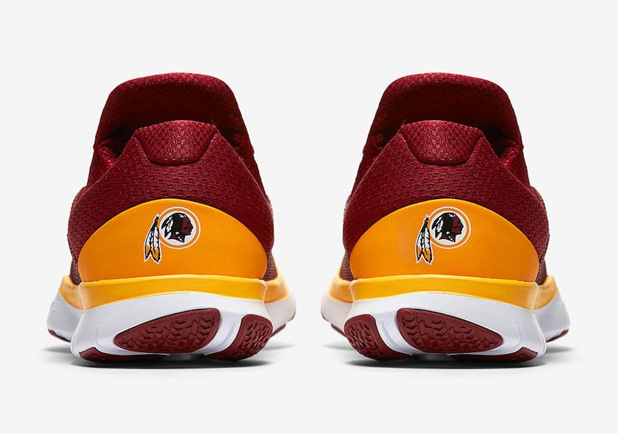 Nike Free Trainer V7 Washington Redskins