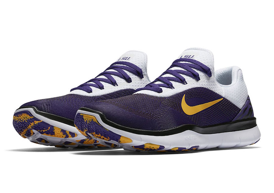 Nike Free Trainer V7 Week Zero LSU
