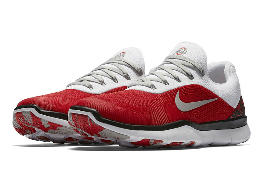 Nike Free Trainer V7 Week Zero Ohio State