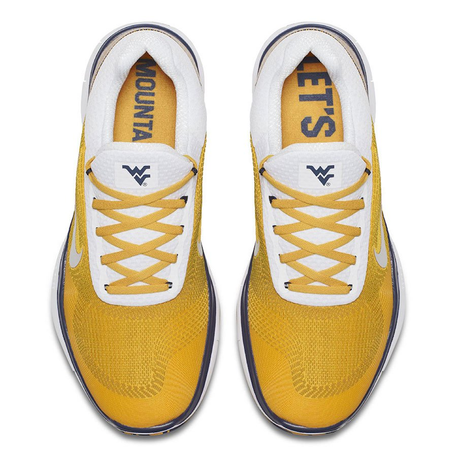 Nike Free Trainer V7 Week Zero West Virginia