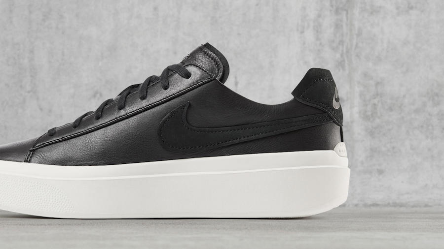 Nike Grand Volee Black White Release Date