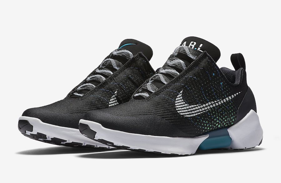 Nike Hyperadapt 1.0 Blue Lagoon Restock August 11th