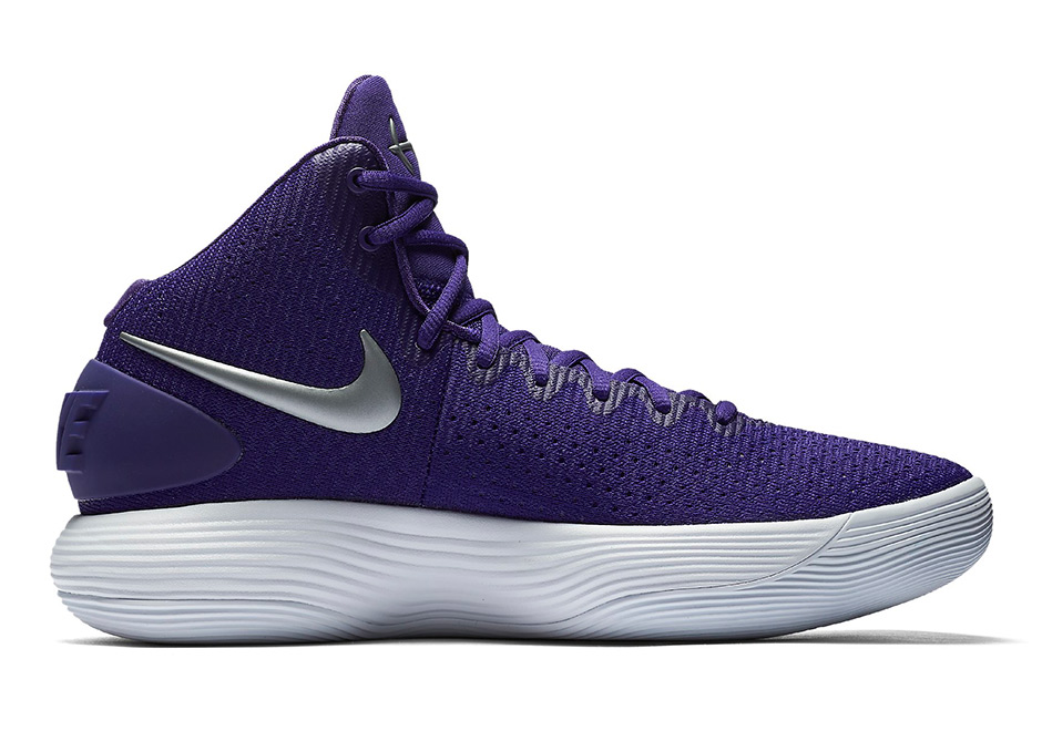 Nike Hyperdunk 2017 Varsity Purple