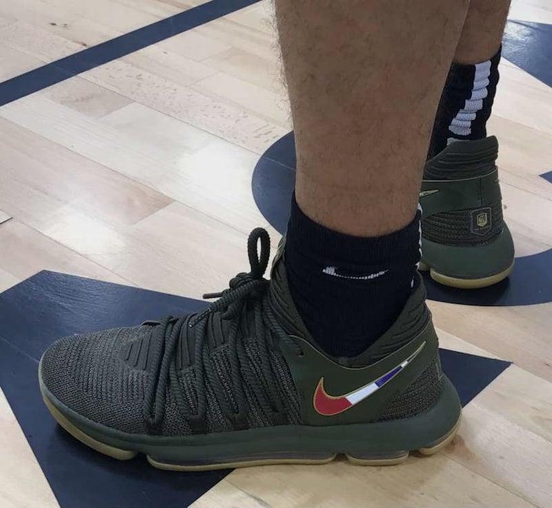 Nike KD 10 Nike Basketball Academy