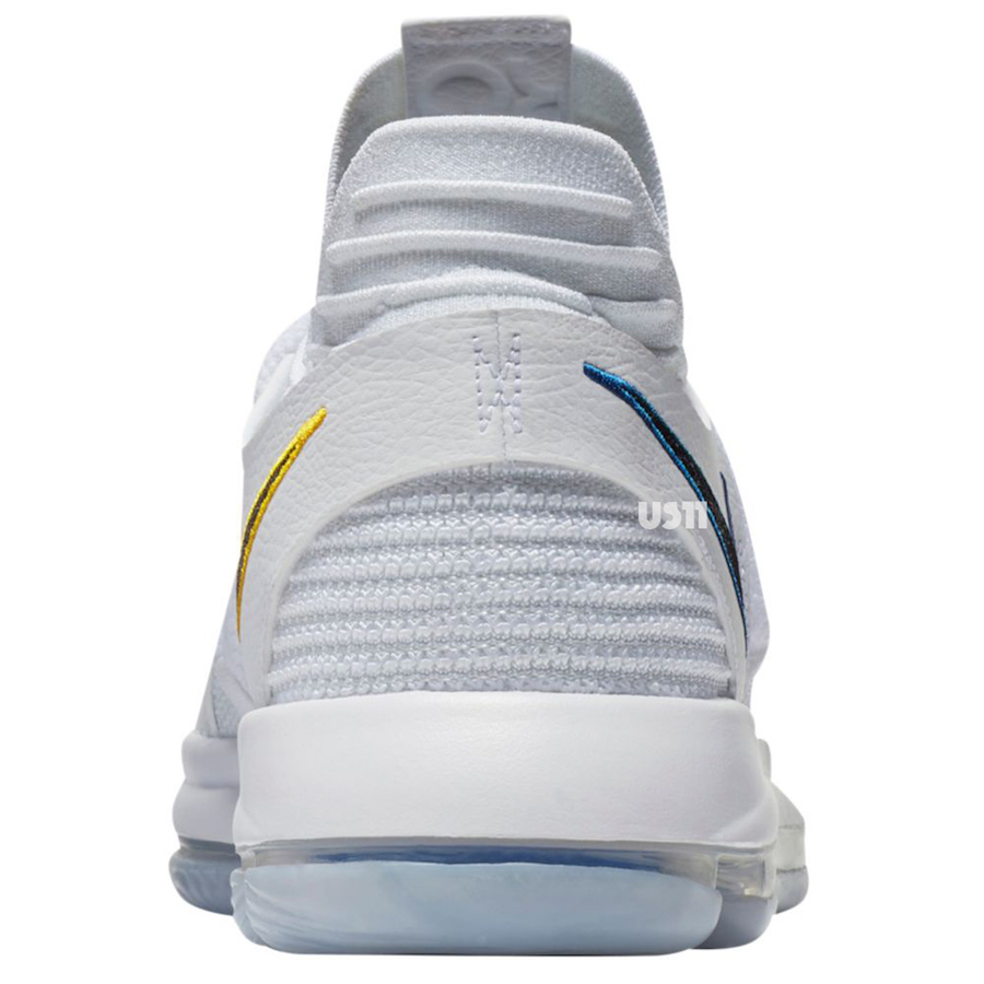 info for b533a 95cf7 Nike KD 10 Opening Night Release Date