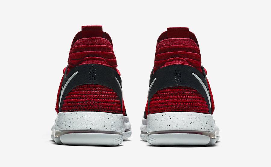 Nike KD 10 Red Velvet Release Date