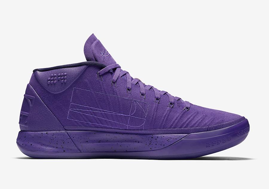 Nike Kobe AD Mid Fearless 922482-700