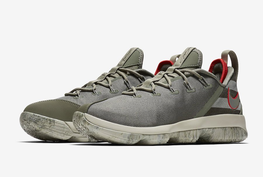Nike LeBron 14 Low EP 878635-003 Release Date