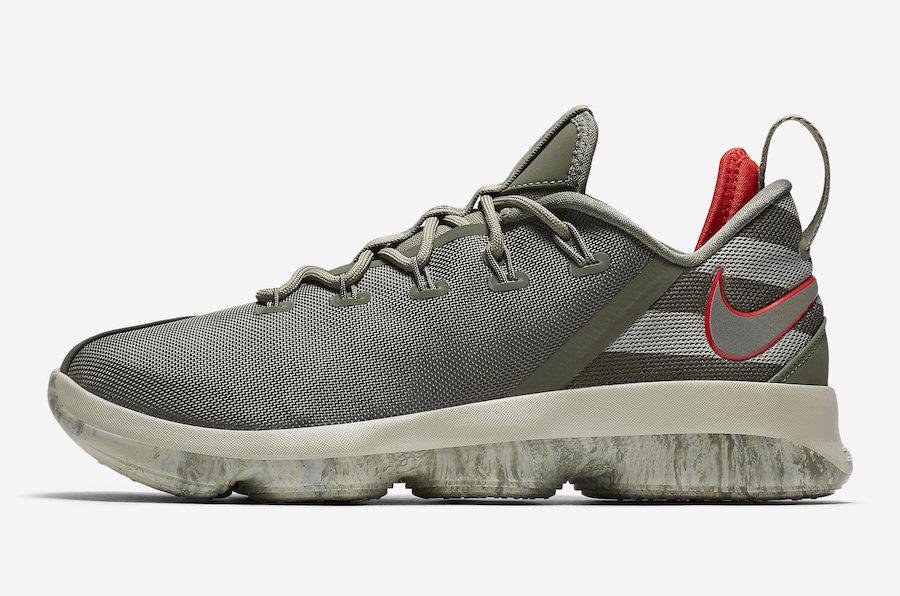 68dc39e1f9e Nike LeBron 14 Low EP 878635-003 Release Date