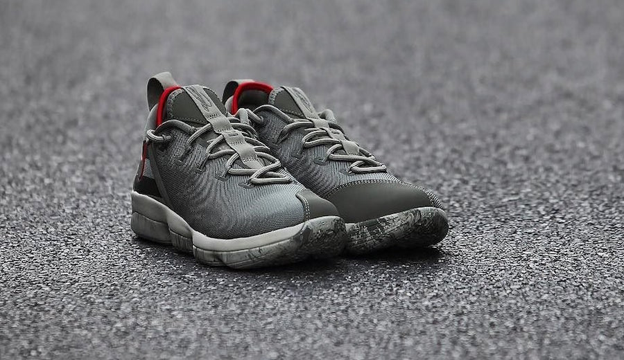 Nike LeBron 14 Low Military 878635-003