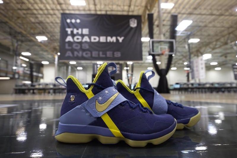 Nike LeBron 14 Nike Basketball Academy