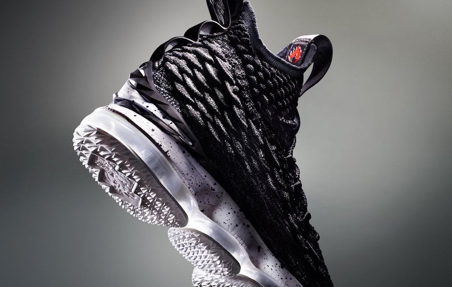 detailed look d9cca d7cd2 Nike LeBron 15 Unveiled