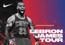 Nike LeBron Manila 2017 Pack