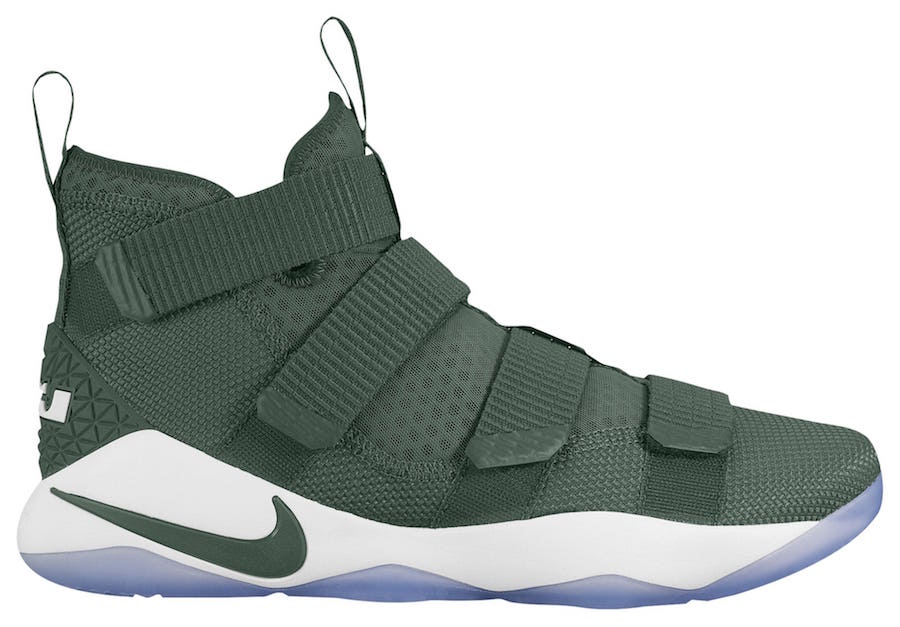 Nike LeBron Soldier 11 TB Green