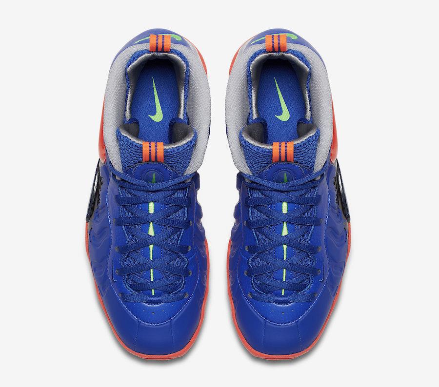 Nike Little Posite Nerf Release Date