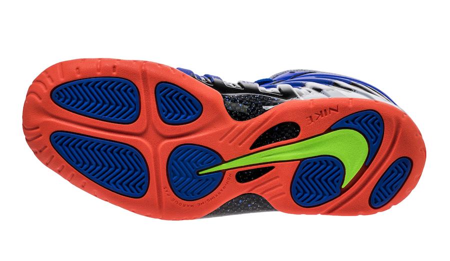 Nike Little Posite Pro Nerf 644792-403