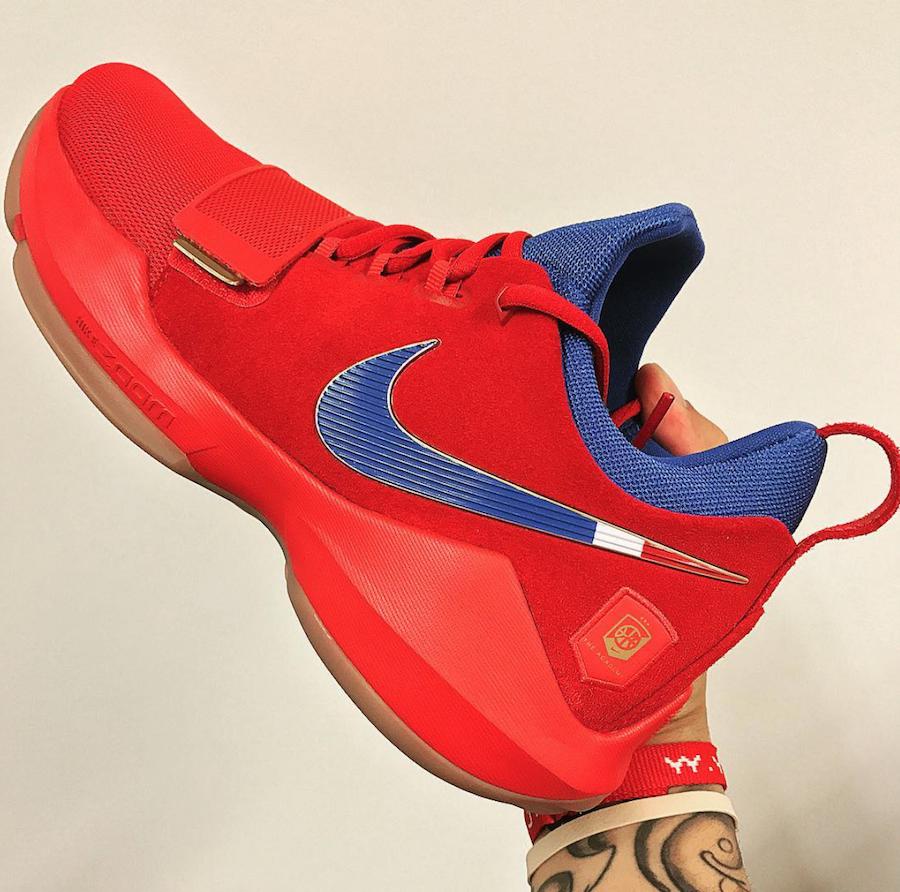 Nike PG 1 Academy PE