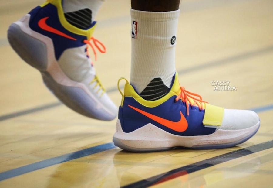 Nike PG 1 OKC