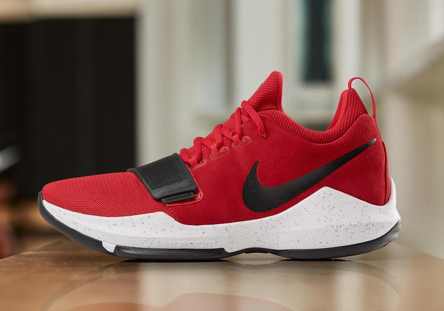 Nike PG 1 University Red 878628-602