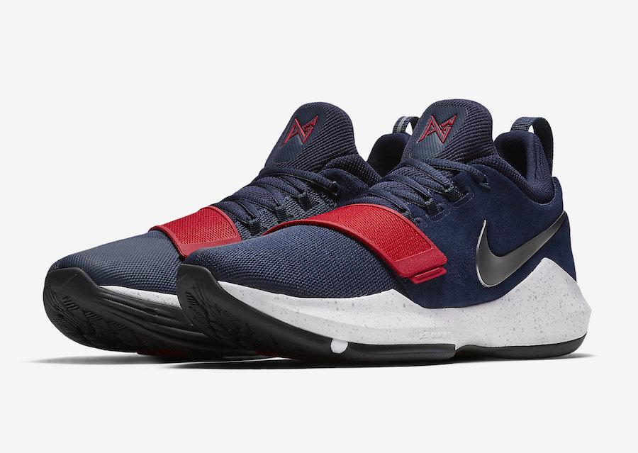 Nike PG 1 USA Rebound